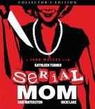 Serial Mom - Blu-Ray movie cover (xs thumbnail)