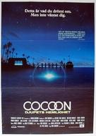 Cocoon - Swedish Movie Poster (xs thumbnail)