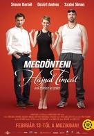 Megdönteni Hajnal Tímeát - Hungarian Movie Poster (xs thumbnail)