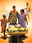 Extraordinaire destin de Madame Brouette, L' - French Movie Poster (xs thumbnail)