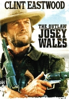 The Outlaw Josey Wales - DVD movie cover (xs thumbnail)