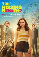 The Kissing Booth 2 - French Movie Poster (xs thumbnail)