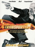 The Transporter - Swedish Movie Cover (xs thumbnail)
