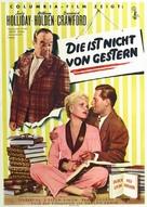 Born Yesterday - German Movie Poster (xs thumbnail)