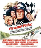 Grand Prix - Blu-Ray movie cover (xs thumbnail)