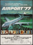 Airport '77 - Danish Movie Poster (xs thumbnail)