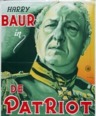 Patriote, Le - Dutch Movie Poster (xs thumbnail)
