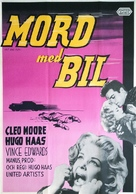 Hit and Run - Swedish Movie Poster (xs thumbnail)