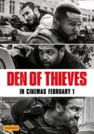 Den of Thieves - Australian Movie Poster (xs thumbnail)
