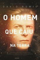 The Man Who Fell to Earth - Brazilian Re-release movie poster (xs thumbnail)