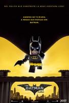 The Lego Batman Movie - Argentinian Movie Poster (xs thumbnail)