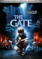The Gate - DVD cover (xs thumbnail)