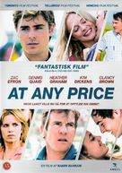 At Any Price - Danish DVD movie cover (xs thumbnail)