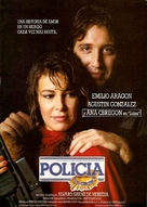 Policía - Spanish Movie Poster (xs thumbnail)