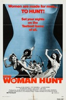 The Woman Hunt - Movie Poster (xs thumbnail)