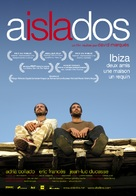 Aislados - French Movie Poster (xs thumbnail)