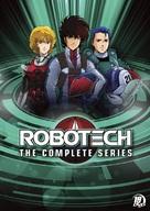 """Robotech"" - DVD movie cover (xs thumbnail)"