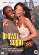 Brown Sugar - British DVD movie cover (xs thumbnail)
