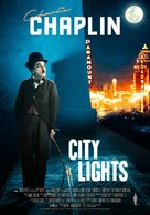 City Lights - Swedish Movie Poster (xs thumbnail)