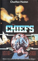 """""""Chiefs"""" - Finnish VHS movie cover (xs thumbnail)"""