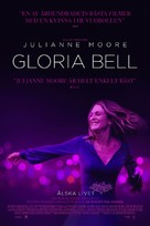 Gloria Bell - Swedish Movie Poster (xs thumbnail)