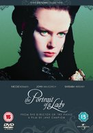 The Portrait of a Lady - British DVD cover (xs thumbnail)