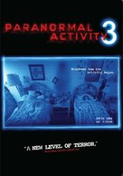 Paranormal Activity 3 - DVD movie cover (xs thumbnail)