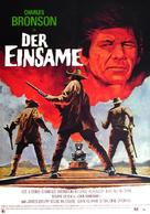 The Bull of the West - German Movie Poster (xs thumbnail)