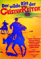 Il figlio di Zorro - German Movie Poster (xs thumbnail)