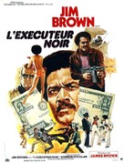 Slaughter's Big Rip-Off - French Movie Poster (xs thumbnail)