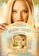 Letters to Juliet - Swedish Movie Poster (xs thumbnail)