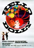 Hello, Dolly! - German Movie Poster (xs thumbnail)