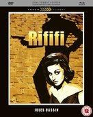Du rififi chez les hommes - British Blu-Ray cover (xs thumbnail)