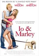 Marley & Me - Italian Movie Poster (xs thumbnail)