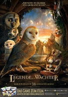 Legend of the Guardians: The Owls of Ga'Hoole - German Movie Poster (xs thumbnail)
