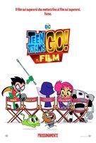 Teen Titans Go! To the Movies - Italian Movie Poster (xs thumbnail)