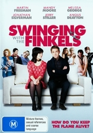 Swinging with the Finkels - Australian DVD cover (xs thumbnail)