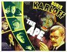The Ape - Movie Poster (xs thumbnail)