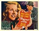 Vivacious Lady - Movie Poster (xs thumbnail)