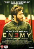 Enemy - Danish DVD cover (xs thumbnail)