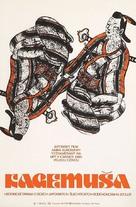 Kagemusha - Czech Movie Poster (xs thumbnail)