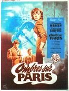 To the Victor - French Movie Poster (xs thumbnail)