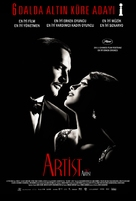 The Artist - Turkish Movie Poster (xs thumbnail)