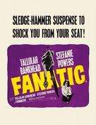 Fanatic - British Movie Cover (xs thumbnail)