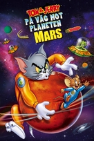 Tom and Jerry Blast Off to Mars! - Swedish DVD cover (xs thumbnail)