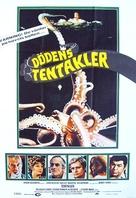 Tentacoli - Swedish Movie Poster (xs thumbnail)