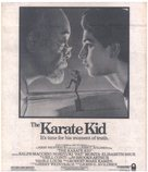 The Karate Kid - poster (xs thumbnail)