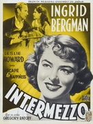 Intermezzo: A Love Story - Belgian Movie Poster (xs thumbnail)