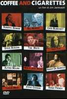 Coffee and Cigarettes - Italian DVD cover (xs thumbnail)