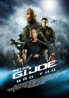 G.I. Joe: Retaliation - Vietnamese Movie Poster (xs thumbnail)